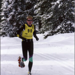 Snowshoe Racing in Tahoe